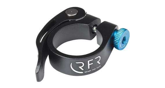 RFR Sattelklemme mit Schnellspanner black´n´blue